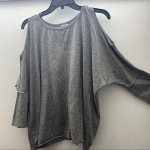 Open-Shoulder Top
